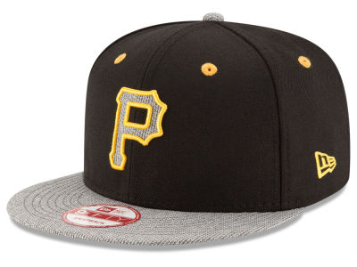 Pittsburgh Pirates New Era MLB G-Fill 9FIFTY Snapback Cap
