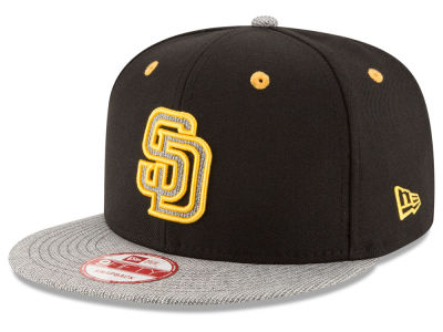 San Diego Padres New Era MLB G-Fill 9FIFTY Snapback Cap