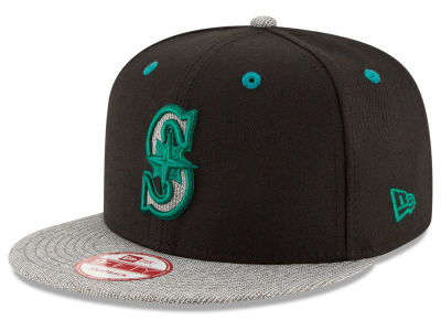 Seattle Mariners New Era MLB G-Fill 9FIFTY Snapback Cap