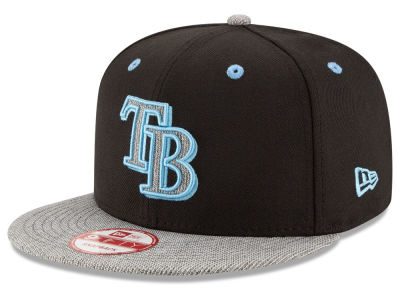 Tampa Bay Rays New Era MLB G-Fill 9FIFTY Snapback Cap