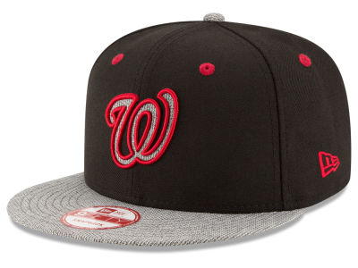 Washington Nationals New Era MLB G-Fill 9FIFTY Snapback Cap