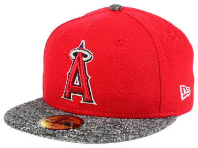 Los Angeles Angels New Era MLB Team Frenchie 59FIFTY Cap