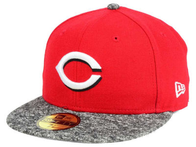 Cincinnati Reds New Era MLB Team Frenchie 59FIFTY Cap