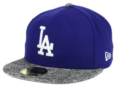 Los Angeles Dodgers New Era MLB Team Frenchie 59FIFTY Cap