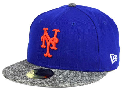 New York Mets New Era MLB Team Frenchie 59FIFTY Cap