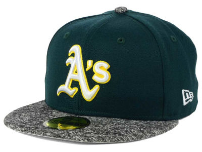 Oakland Athletics New Era MLB Team Frenchie 59FIFTY Cap