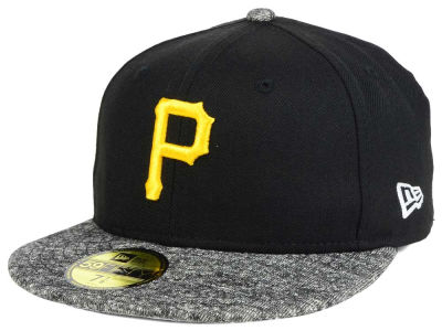 Pittsburgh Pirates New Era MLB Team Frenchie 59FIFTY Cap