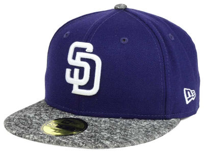San Diego Padres New Era MLB Team Frenchie 59FIFTY Cap