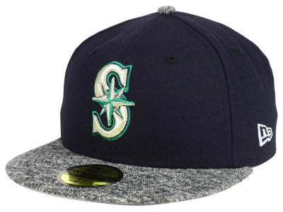Seattle Mariners New Era MLB Team Frenchie 59FIFTY Cap