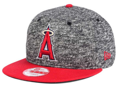 Los Angeles Angels New Era MLB 2-Frenchie 9FIFTY Snapback Cap