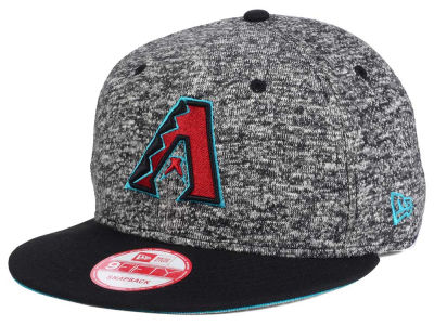 Arizona Diamondbacks New Era MLB 2-Frenchie 9FIFTY Snapback Cap
