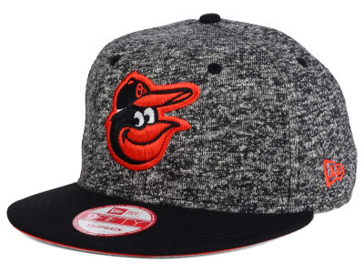 Baltimore Orioles New Era MLB 2-Frenchie 9FIFTY Snapback Cap