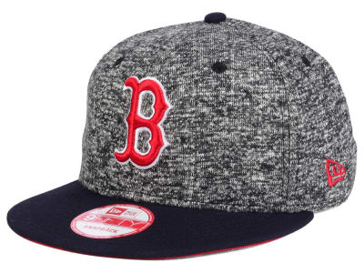 Boston Red Sox New Era MLB 2-Frenchie 9FIFTY Snapback Cap