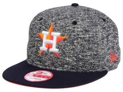 Houston Astros New Era MLB 2-Frenchie 9FIFTY Snapback Cap