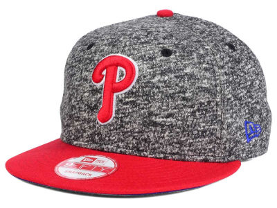 Philadelphia Phillies New Era MLB 2-Frenchie 9FIFTY Snapback Cap