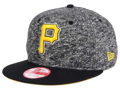 Pittsburgh Pirates New Era MLB 2-Frenchie 9FIFTY Snapback Cap