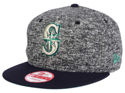 Seattle Mariners New Era MLB 2-Frenchie 9FIFTY Snapback Cap
