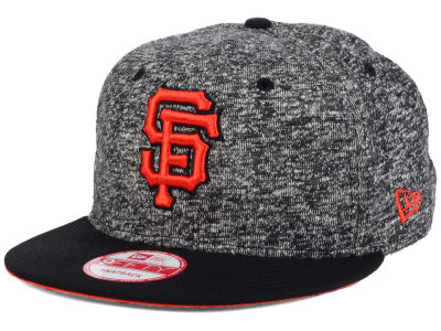 San Francisco Giants New Era MLB 2-Frenchie 9FIFTY Snapback Cap