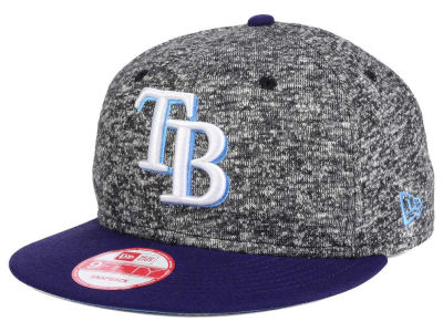 Tampa Bay Rays New Era MLB 2-Frenchie 9FIFTY Snapback Cap