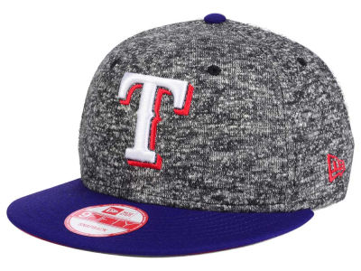 Texas Rangers New Era MLB 2-Frenchie 9FIFTY Snapback Cap