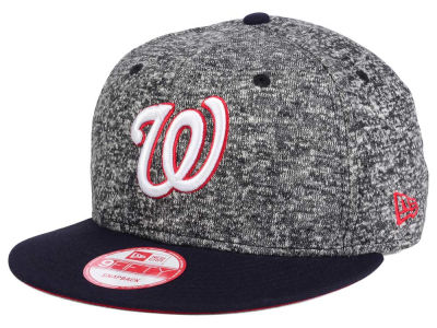 Washington Nationals New Era MLB 2-Frenchie 9FIFTY Snapback Cap