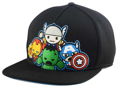 Marvel Little Heroes Snapback Cap
