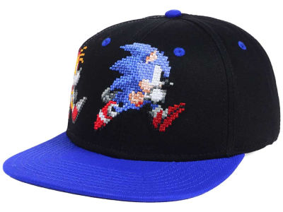 Sonic Follow Me Snapback Hat