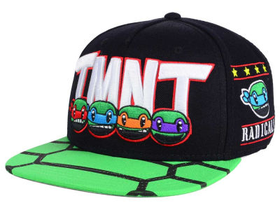 Teenage Mutant Ninja Turtles Emblem Snapback Hat