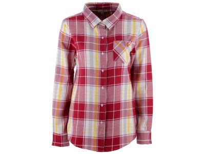 Iowa State Cyclones NCAA Women's Missy Boyfriend Flannel