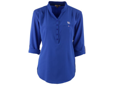 Kentucky Wildcats NCAA Women's Missy Button Up Tunic