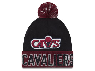 Cleveland Cavaliers New Era NBA Hardwood Court Big Reflective Knit