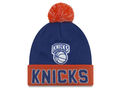 New York Knicks New Era NBA Hardwood Court Big Reflective Knit