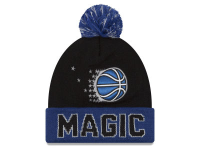Orlando Magic New Era NBA Hardwood Court Big Reflective Knit