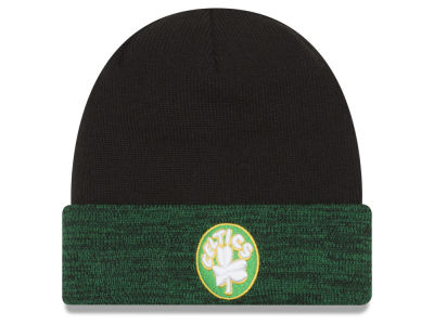 Boston Celtics New Era NBA HWC Cuffy Knit