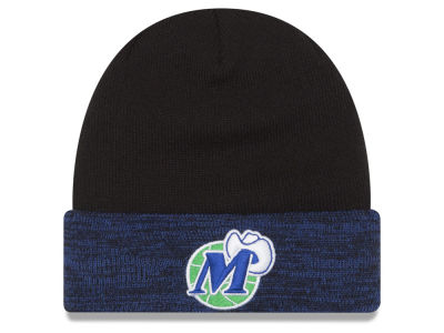 Dallas Mavericks New Era NBA HWC Cuffy Knit