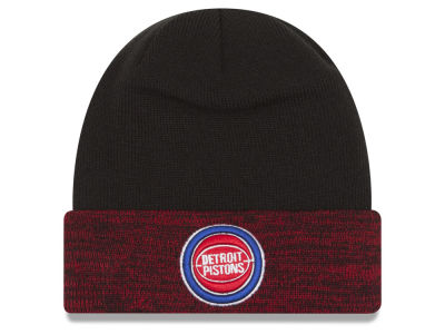 Detroit Pistons New Era NBA HWC Cuffy Knit
