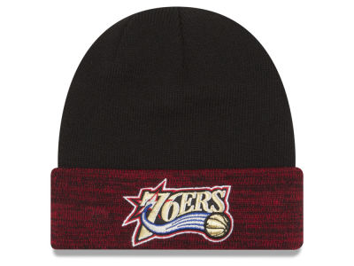 Philadelphia 76ers New Era NBA HWC Cuffy Knit