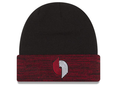Portland Trail Blazers New Era NBA HWC Cuffy Knit