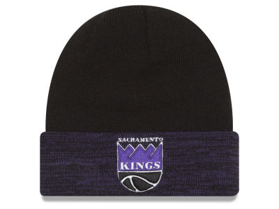 Sacramento Kings New Era NBA HWC Cuffy Knit