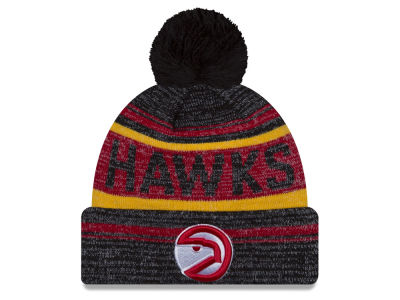 Atlanta Hawks New Era NBA Hardwood Classics Snow Dayz Knit