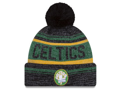 Boston Celtics New Era NBA Hardwood Classics Snow Dayz Knit
