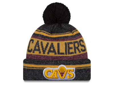 Cleveland Cavaliers New Era NBA Hardwood Classics Snow Dayz Knit