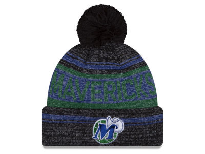 Dallas Mavericks New Era NBA Hardwood Classics Snow Dayz Knit
