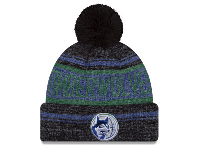Minnesota Timberwolves New Era NBA Hardwood Classics Snow Dayz Knit