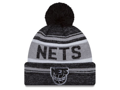 New Jersey Nets New Era NBA Hardwood Classics Snow Dayz Knit