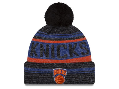 New York Knicks New Era NBA Hardwood Classics Snow Dayz Knit