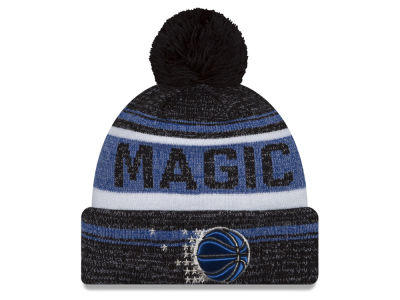 Orlando Magic New Era NBA Hardwood Court Snow Dayz Knit
