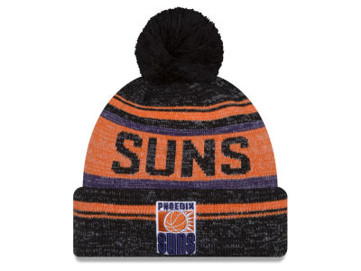 Phoenix Suns New Era NBA Hardwood Classics Snow Dayz Knit