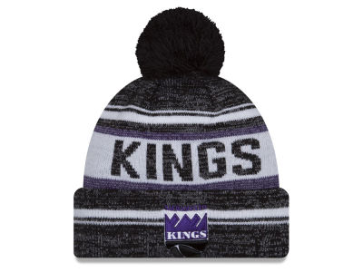 Sacramento Kings New Era NBA Hardwood Classics Snow Dayz Knit