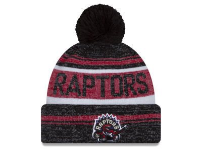 Toronto Raptors New Era NBA Hardwood Court Snow Dayz Knit